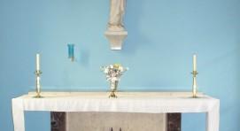 St John Bosco lady altar